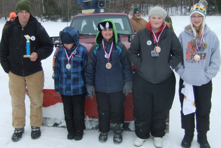 11-15 Winners 1st - 5th Bluegill
